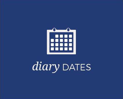 diary dates